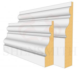 Essex MDF Skirting Board