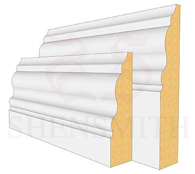 330 Profile Skirting Board