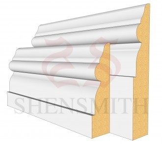 Georgian Profile Skirting Board