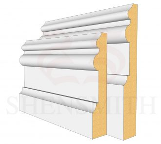 Adrian Profile Skirting Board