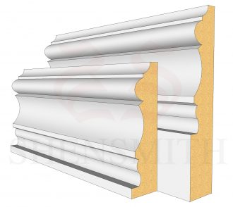 Derby Profile Skirting Board