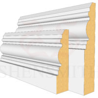 Devon Profile Skirting Board