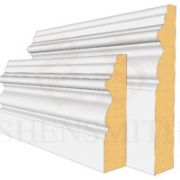 Elizabethan Profile Skirting Board
