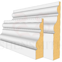 Essex Profile Skirting Board
