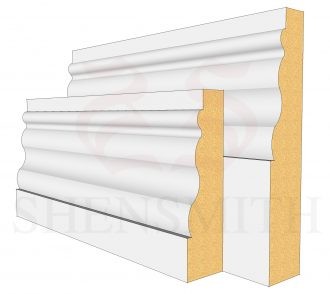 Kensington MDF Skirting Board