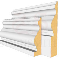Royal Profile Skirting Board