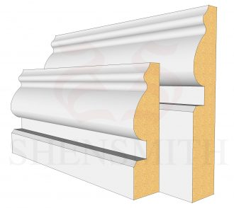 Worcester Profile Skirting Board