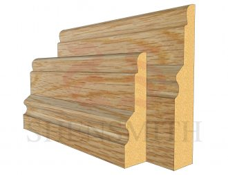 warwick Oak Skirting Board