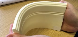 Flexible Skirting Board