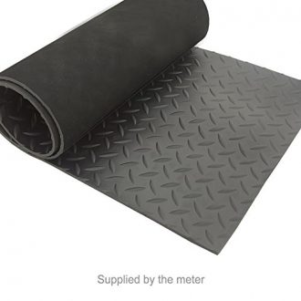 Black-Diamond-Checker-Plate-Rubber-Mat-Flooring-supplied-by-the-metre-1-metre-wide-0