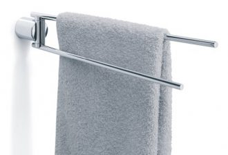 Blomus-68570-Duo-Polished-Hand-Towel-Rail-poliert-0